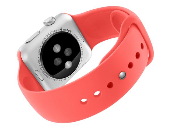Apple Watch背面的心率感測器,到底有什麼用?