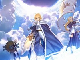 聖杯戰爭再啟!Fate新手遊《Fate/Grand Order》即將登場,首位新從者Saber現身!
