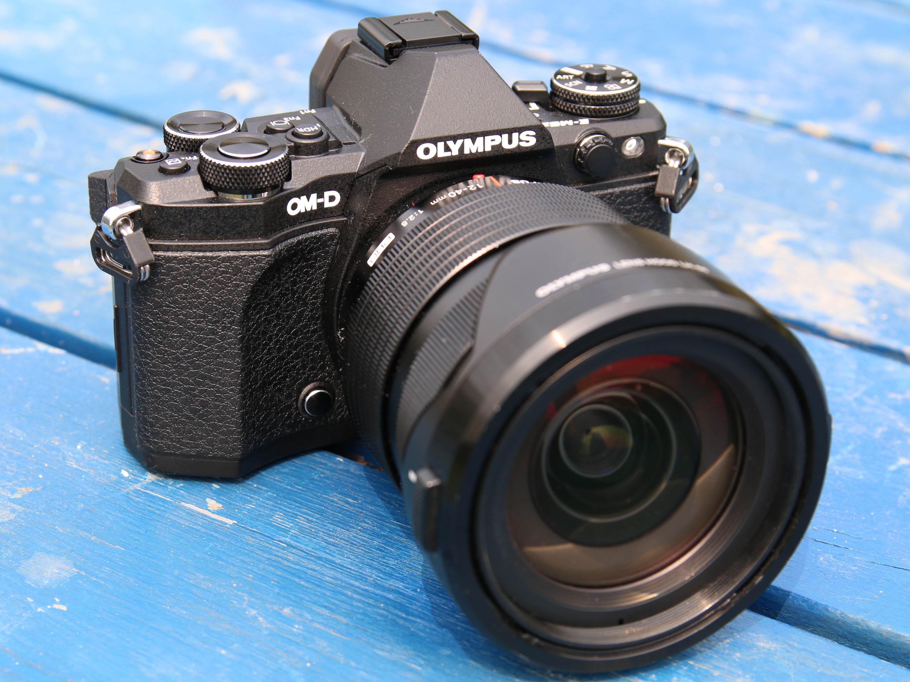 Olympus OM-D E-M5 II評測:夜拍最強、最高防震等級的微單眼