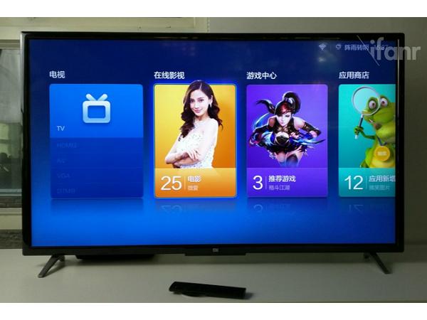 你可能永遠買不到的40吋小米電視2,到底有哪些功能?