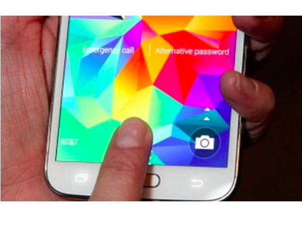 Android系統指紋辨識有安全漏洞!尤其三星Galaxy S5容易被駭