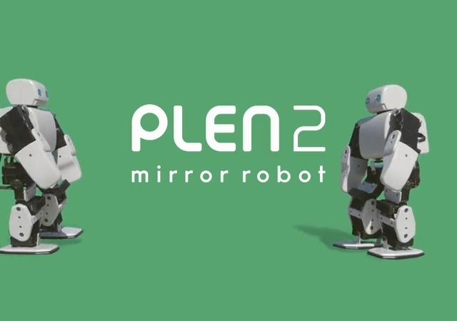 20公分高的開源迷你機器人PLEN2,跳舞、踢球都難不倒它