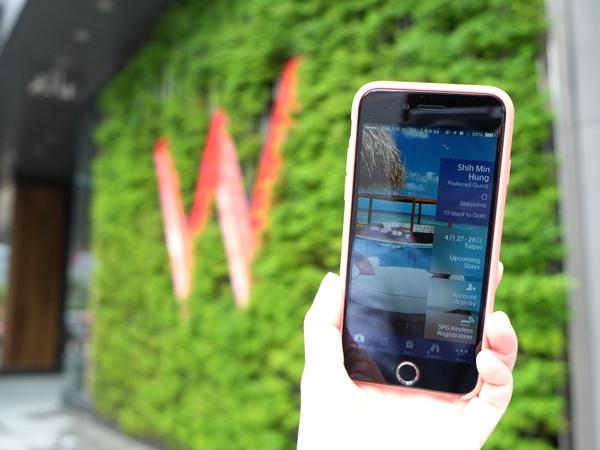 直接把手機當房卡!W Hotel 也推 App搞定酒店入住流程
