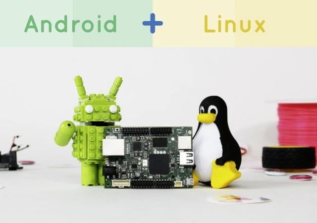 結合Raspberry Pi與Arduino又可以跑Android的多功能開發板UDOO  Neo