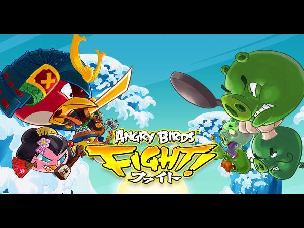 憤怒鳥最新手遊新作《Angry Birds Fight!》,日本將於5月7日搶先亞洲區上架!