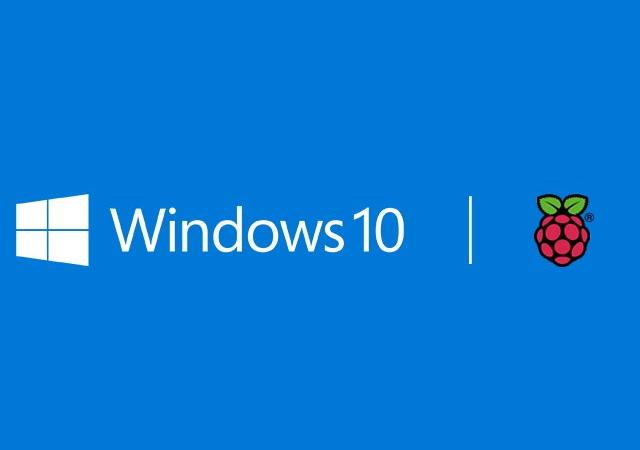 Raspberry Pi 2接招,Microsoft發布Windows 10 IoT Core預覽版