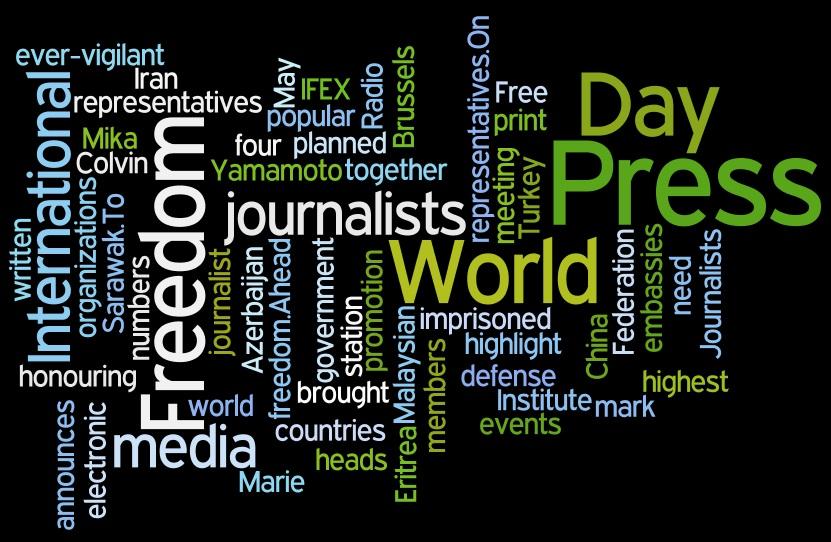 在哪個國家當記者最危險?三張圖告訴你