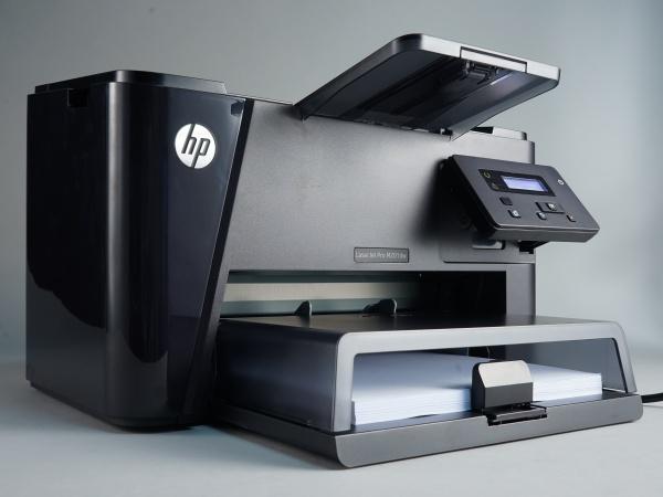 HP LaserJet Pro M201dw 黑白雷射印表機-個人工作室、小型辦公室的快速列印好夥伴