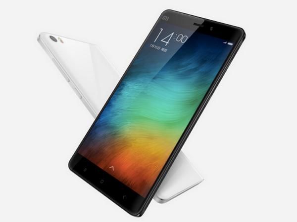 小米 Note 頂配版中國開賣,雷軍表示:可媲美 iPhone 6 plus