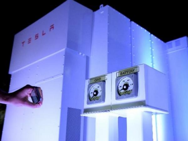 特斯拉能源儲存大計,將打消新電廠需求