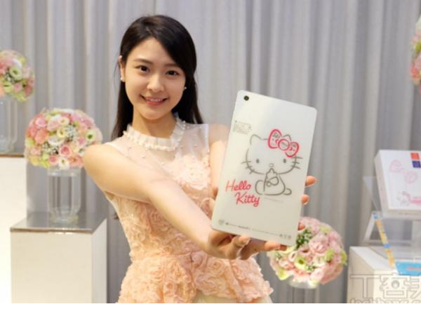 從裡到外都是 Hello Kitty ! 捷元 8 吋 4 核心 Windows 平板 GenPad 8 | T客邦