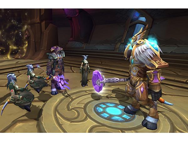 Blizzard Entertainment 宣布,7月1日起將把台灣《魔獸世界》拿回自己經營