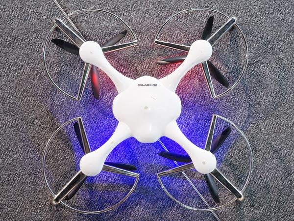 飛行時速80km/h、遙控距離1公里,「億航 Ghost」入門款兩萬有找!