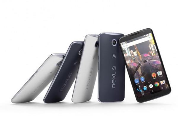 等待半年終現身台灣 Google 商店,Nexus 6 即將開賣