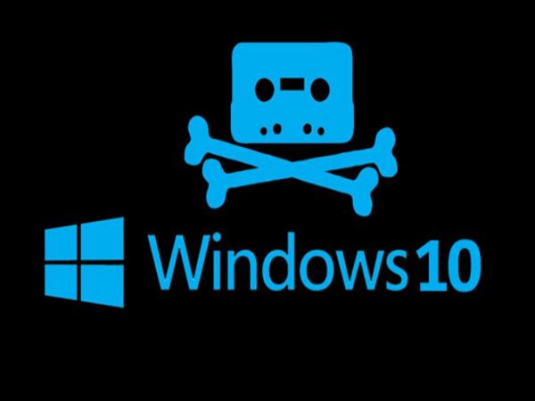 微軟澄清:盜版能免費升級Windows 10,但不是正版