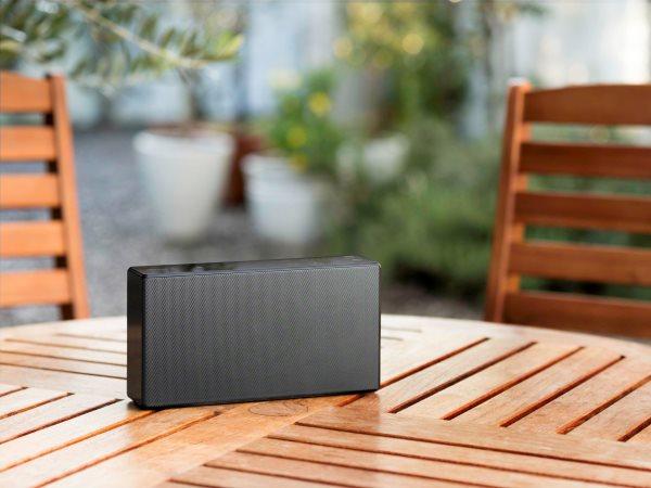 Sony獨家LDAC傳輸技術藍牙揚聲器全新上市