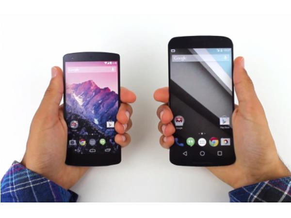 2015 Google I/0 話題:Nexus 6 太大,Nexus 5 太小?Google 可能一次推兩台