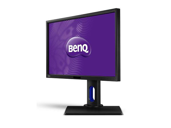 BenQ BL2420PT 專業繪圖顯示器,24 吋 QHD 解析度挑戰你的眼力