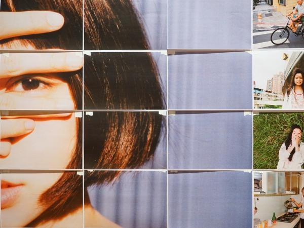 日本人氣攝影師川島小鳥「明星」攝影展在誠品信義店展出,看見台灣的快樂活力