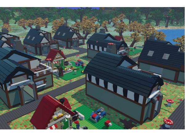 樂高推出自家遊戲上線Steam,可能會是Minecraft的對手