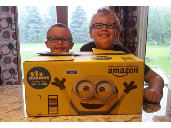 美國消費者本週瘋買Amazon,原因只為小小兵