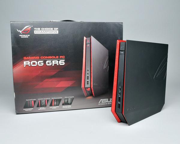 Asus ROG GR6 小型電競桌機實測,配備雙磁碟、GeForce GTX 960M 獨顯