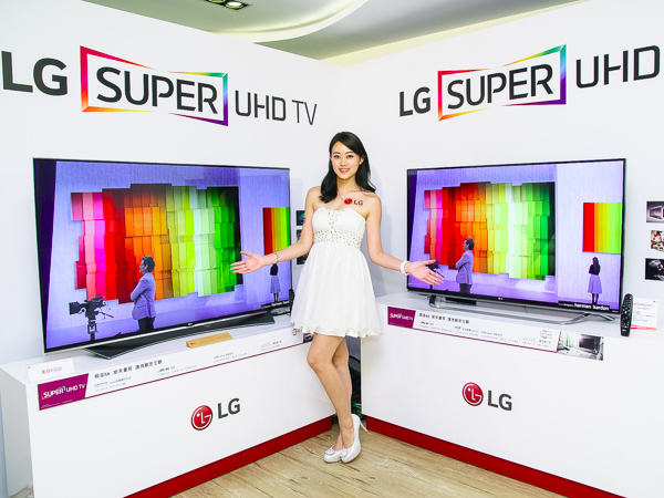 體驗會花絮報導:LG 2015全系列電視新品,驚艷視覺的4K超高解析度,ColorPrime Nano絢燦顯色科技,webOS2.0隨易選介面,網友都說讚