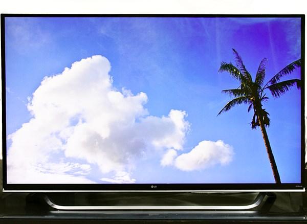 看見 4K 超解析影音時代極致表現,LG 55UF850T 液晶電視評測