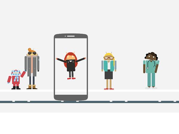 Google:我來教你如何選手機,但只有貴的可以選喔~