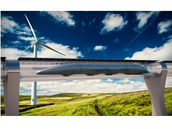 全球首條測試管道明年動工,超高速管道列車時速可達 320 公里 | T客邦
