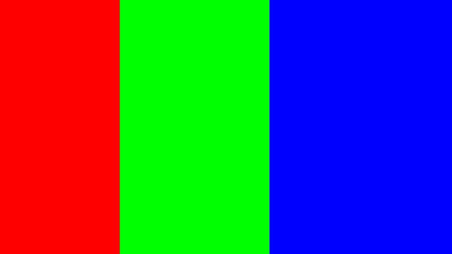 顯示器 LED 背光面板的藍光比較多?電腦王實際量測給你看