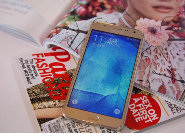 三星針對中國市場,推出兩款高性價比手機Galaxy J7、 J5