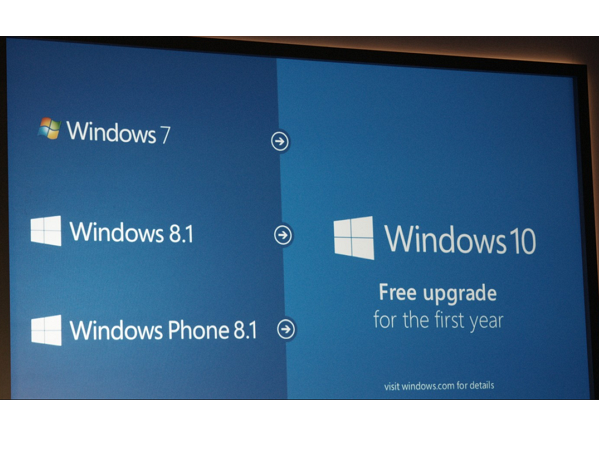 Windows 10 預覽版免費升級 Windows 10?其實不是這樣!微軟終於講明白