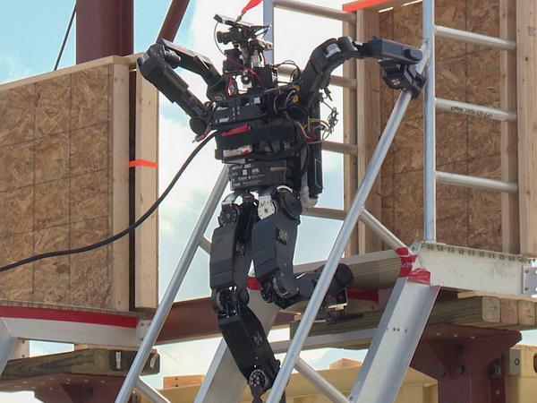 韓國奪得史上最強DARPA機器人挑戰賽冠軍,他們的機器人到底強在哪裡? | T客邦