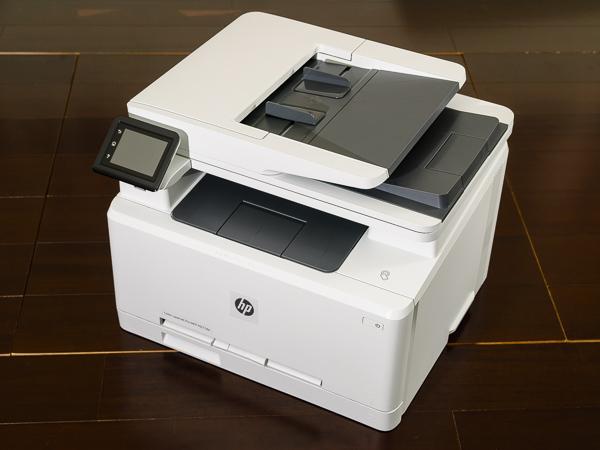 HP M277dw彩色雷射複合機,輕巧高效能,列印好品質
