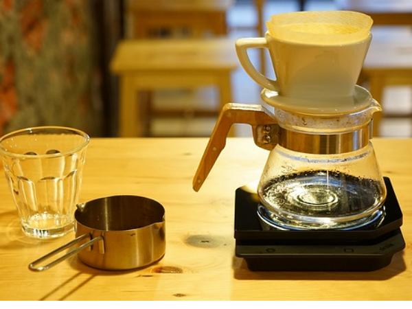 【創客分享】atomax李明修:讓手沖咖啡變成美味大數據的Skale電子秤