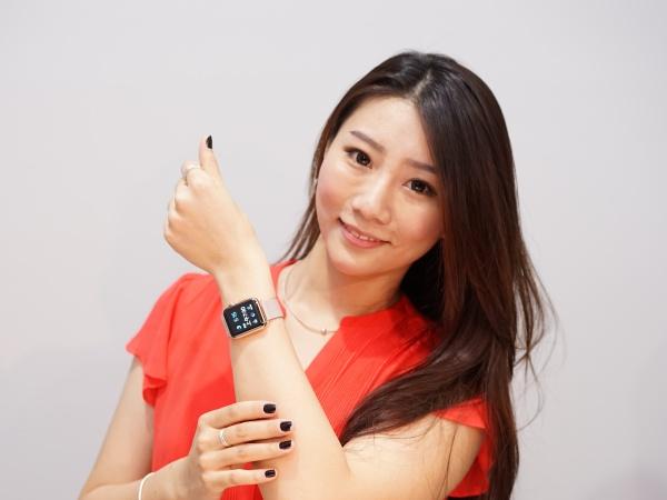 直擊 Apple Watch 開賣現場!運動版售價 11500 元起