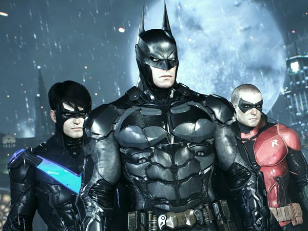 《蝙蝠俠:阿卡漢騎士》新世代超級英雄的極致演出
