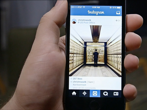 Instagram現在可以讓你上傳高解析度的照片了!