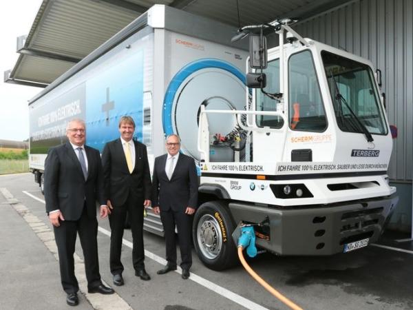 電動車也能載貨:BMW 開始電動貨車計劃,標榜真正環保零碳排放