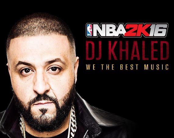 《NBA 2K16》請來3位金獎製作人替遊戲配樂注入活力