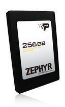 美商博帝(Patriot Memory)推出新款Zephyr SSD「微風系列」固態硬碟