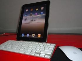 iPad也可以用MagicMouse