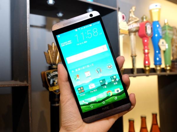 HTC One 系列最平價的新機,HTC One E9 雙卡版萬元有找