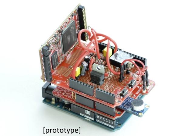 MOVI離線語音辨識系統,讓Arduino聲控更方便