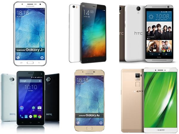 8 月新機速報:中階高性價比手機盡出,搭應用展特賣更優惠