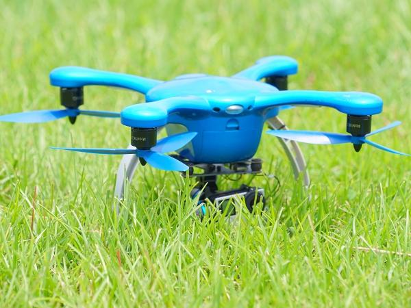 體感模式加持、手機操控超方便:億航 Ghost 無人空拍機實測
