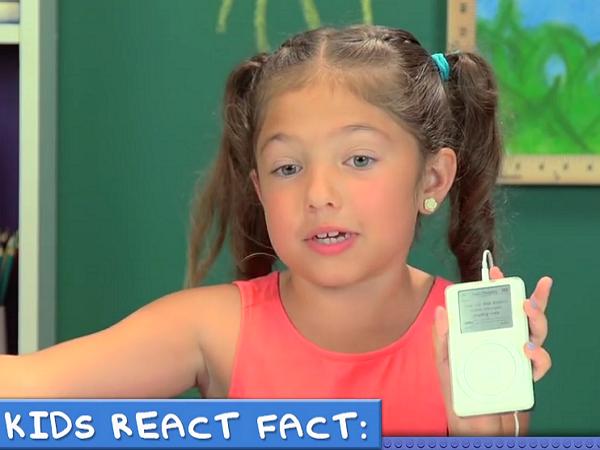 來看看這些活在iPhone、Android世界的小朋友,怎麼玩第一代iPod