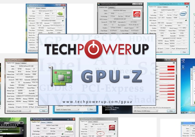 跑分不求人:GPU-Z即時監控顯示卡狀態