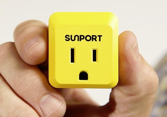 沒有太陽能發電板,這個小插座讓你也能支持綠色能源